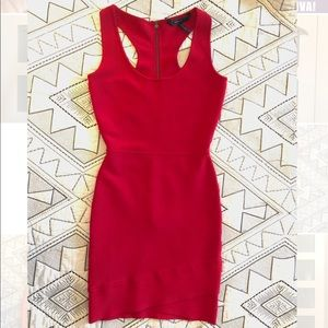 BCBG bandage dress